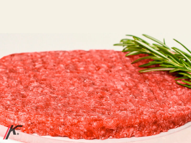 225 grams burger